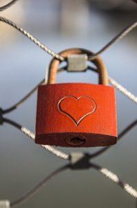heart-lock